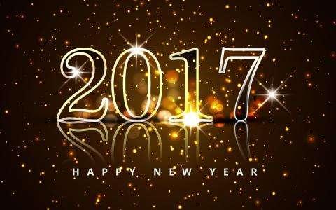 New year 2017 Hotel Paix République