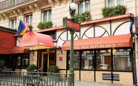 News from Hotel Paix République