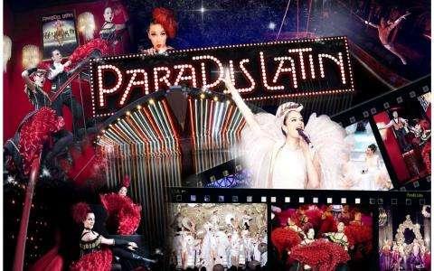 Paradis Latin ticket offered to Hotel Paix République
